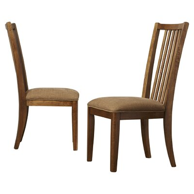 Loon Peak Gable Mountain Side Chair (Set of 2)