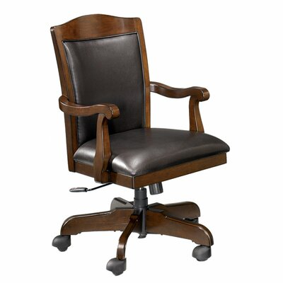 Loon Peak Joshua Tree High-Back Office Chair with Casters