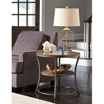 Loon Peak Bendeleben End Table