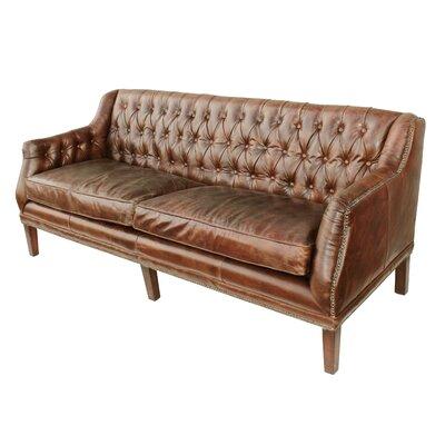 Loon Peak Pinesdale Leather Sofa