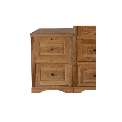 Loon Peak Glastonbury 2-Drawer File