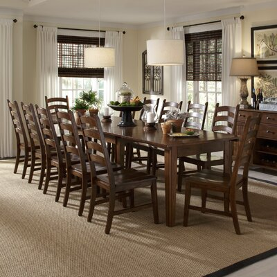 Loon Peak Tantalus 13 Piece Dining Set