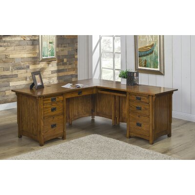 Loon Peak Limon L-Desk