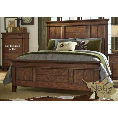 Loon Peak East Pleasant View Panel Customizable Bedroom Set