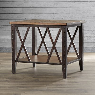 Loon Peak Livingston End Table