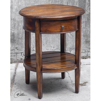Loon Peak Braes Ridge End Table