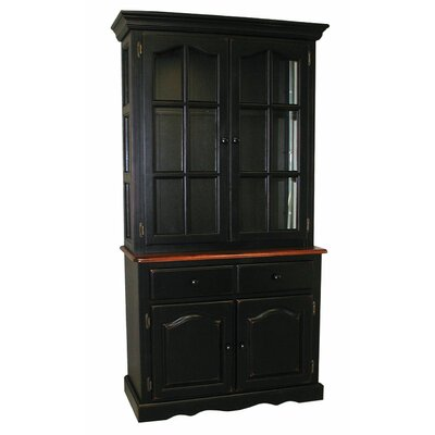 Loon Peak Lockwood China Cabinet