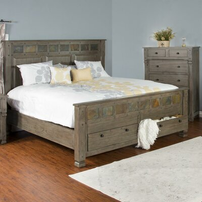 Loon Peak Packard Storage Panel Bed