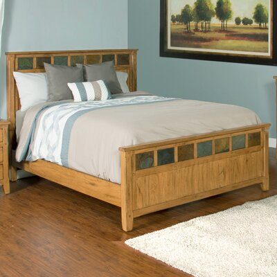 Loon Peak Framingham Panel Bed