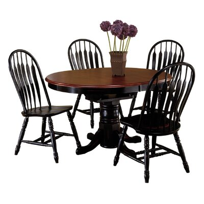 Loon Peak Banksville 5 Piece Dining Set