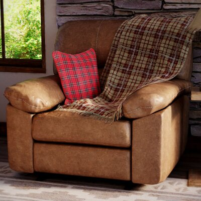 Loon Peak Simmons Upholstery Grizzly Hill Recliner