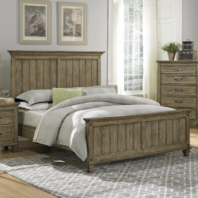 Loon Peak Attleboro Panel Bed