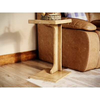 Loon Peak Bark Ranch End Table Image