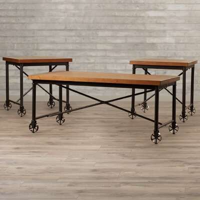 Trent Austin Design Beldibi 3 Piece Coffee Table Set