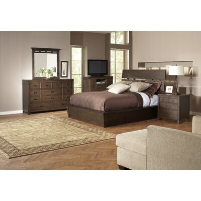 Riverside Furniture Promenade Panel Customizable Bedroom Set