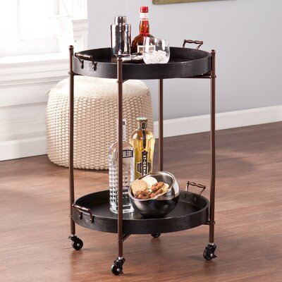 Trent Austin Design Branche Serving Cart
