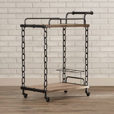 Trent Austin Design Tustin Serving Cart