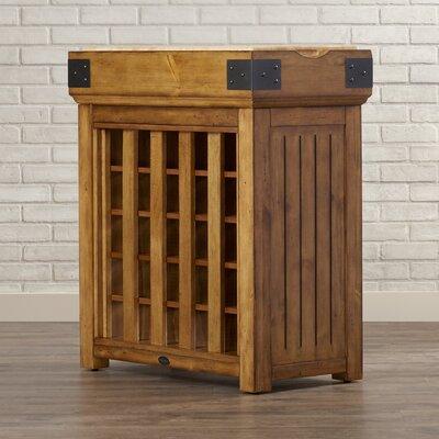 Trent Austin Design Avenal 25 Bottle Floor Wine Rack