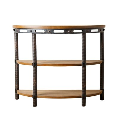 Trent Austin Design Montclair Industrial Console Table