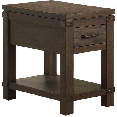 Riverside Furniture Promenade Chairside Table