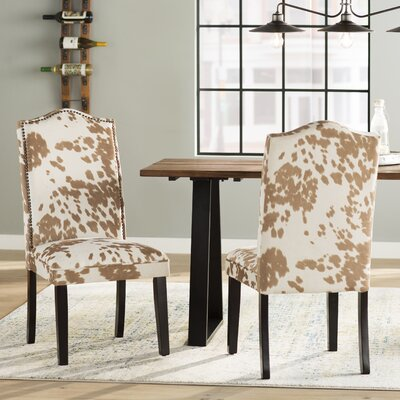 Trent Austin Design Healdsburg Nailhead Parsons Chair (Set of 2)