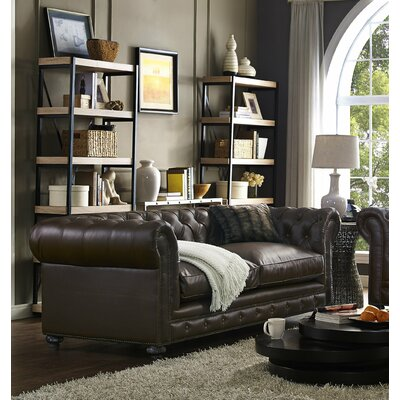 Trent Austin Design Durango Antique Brown Leathe..