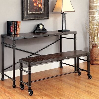 Trent Austin Design Writing Desk with Bench