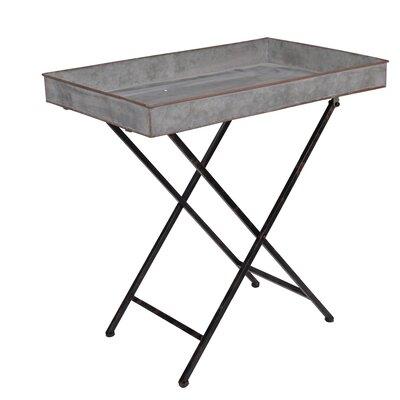 Trent Austin Design Nashua Metal End Table