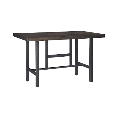 Trent austin design broadview room counter dining table reviews wayfair - Dining room tables austin ...