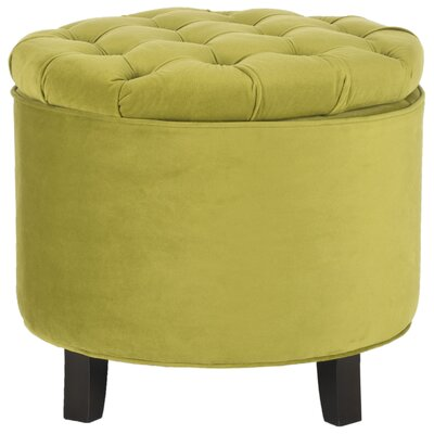 House of Hampton Grover Tufted Storage Ot..