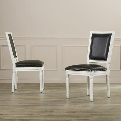 House of Hampton Battle Side Chair (Set of 2)