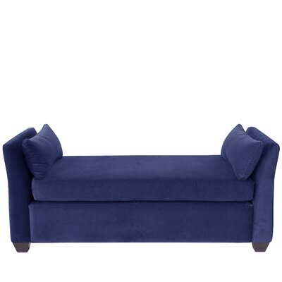 House of Hampton Hedon Velvet Daybed