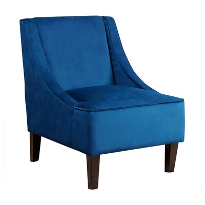 House of Hampton Faringdon Swoop Side Chair
