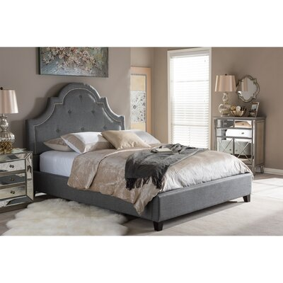 House of Hampton Elsenborn Upholstered Platform Bed