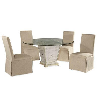 House of Hampton Sandbach 5 Piece Dining Set
