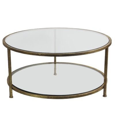 House of Hampton Lustin Coffee Table with..