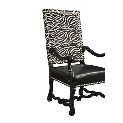 House of Hampton Blum Arm Chair