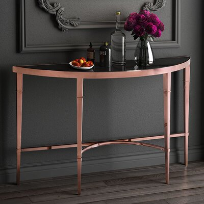House of Hampton Lowestoft Console Table