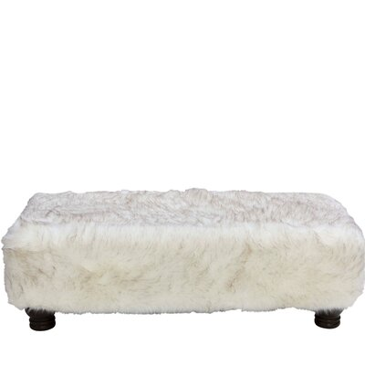 House of Hampton Ingrid Rectangle Ottoman