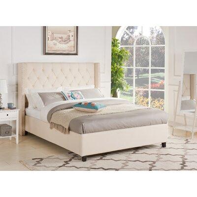 House of Hampton Lepage Upholstered Platform Bed