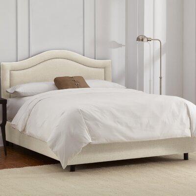 House of Hampton Esteves Upholstered Panel Bed