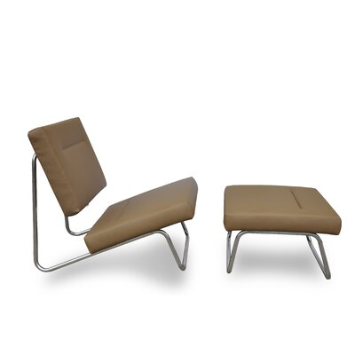 Ceets Malaga Chair & Ottoman