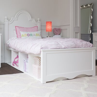 Craft Kids Furniture Adelaide Twin Panel Bed wi..