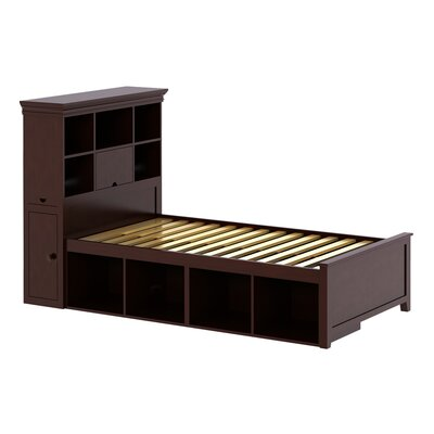 Craft Kids Furniture Boston Twin Panel Bed with..