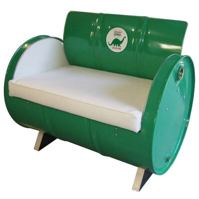 Drum Works Furniture Sinclair Gasoline Ar..