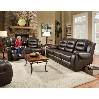 Cambridge Clark 3 Piece Living Room Set