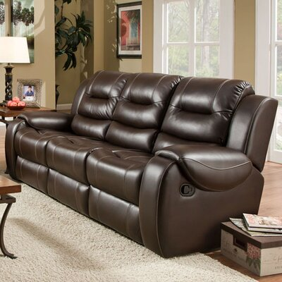 Cambridge Clark Double Reclining Sofa