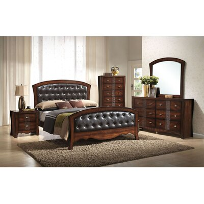 Cambridge Fairmount Panel 5 Piece Bedroom..