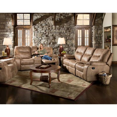 Cambridge Homestead 3 Piece Living Room Set