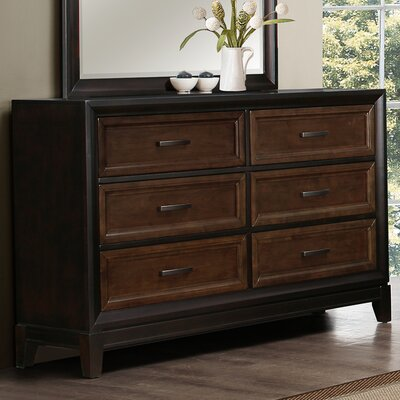 Darby Home Co Chernocke Rectangular Dresser by Simmons Casegoods